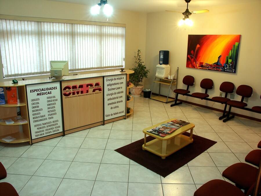 Fotos da clínica